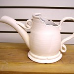 Watering Can by Linda Knowles