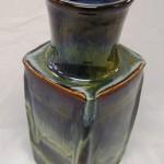 Square & Round Vase