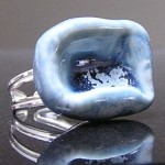 Ice Blue Ring