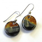 Desert Landscape Earrings