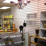 Our Gift Gallery offers hand made pottery, porcelain jewelry and gifts.