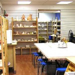 Our Hand Building Studio hosts regular classes plus parties and special events for adults and kids alike.