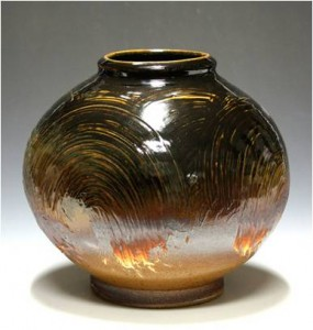 Lockbridge pottery wood fire