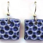 Blue Bubbles Earrings